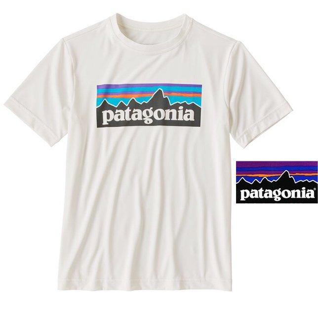 長崎県佐世保市パタゴニア patagonia ボーイズ キャプリーン クール デイリー Tシャツ 62420 ジュニア キッズ 子供