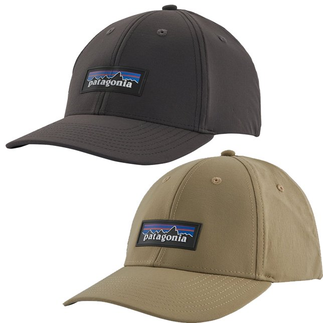 パタゴニア メンズ P-6ロゴ チャンネル ウォッチャーキャップ CAP ベースボールキャップ PATAGONIA 38270
