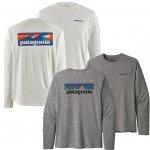 パタゴニア メンズ ロングスリーブ キャプリーン クール デイリー グラフィックシャツ 長袖 Tシャツ ロンT 45190 PATAGONIA