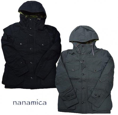 nanamica ナナミカ ゴアテックス クルーザージャケット マウンテンパーカー
