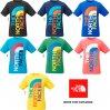 ノースフェイス THE NORTH FACE Tシャツ メンズ トライバートティー デカロゴ BIGロゴ NT31555
