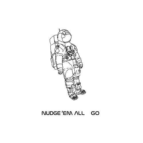 NUDGE'EM ALL 「GO」<img class='new_mark_img2' src='//img.shop-pro.jp/img/new/icons5.gif' style='border:none;display:inline;margin:0px;padding:0px;width:auto;' />