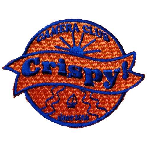 Crispy Camera Club ワッペン