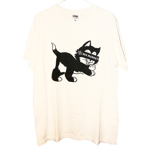 MIX MARKET MIX MEOWKET T-SHIRTS<img class='new_mark_img2' src='https://img.shop-pro.jp/img/new/icons1.gif' style='border:none;display:inline;margin:0px;padding:0px;width:auto;' />