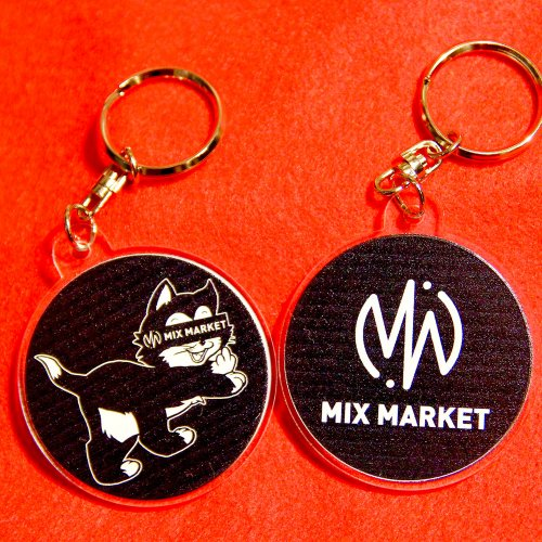MIX MARKET MIX MEOWKET KEYHOLDER<img class='new_mark_img2' src='https://img.shop-pro.jp/img/new/icons1.gif' style='border:none;display:inline;margin:0px;padding:0px;width:auto;' />