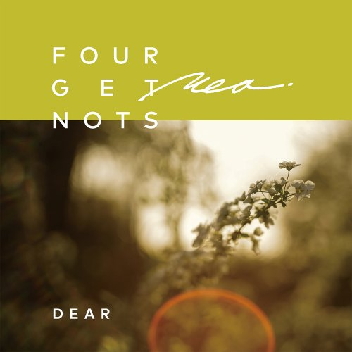 FOUR GET ME A NOTS「DEAR」(CD only )<img class='new_mark_img2' src='https://img.shop-pro.jp/img/new/icons1.gif' style='border:none;display:inline;margin:0px;padding:0px;width:auto;' />