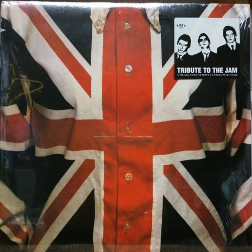 V.A.「Tribute to THE JAM」(10inch)