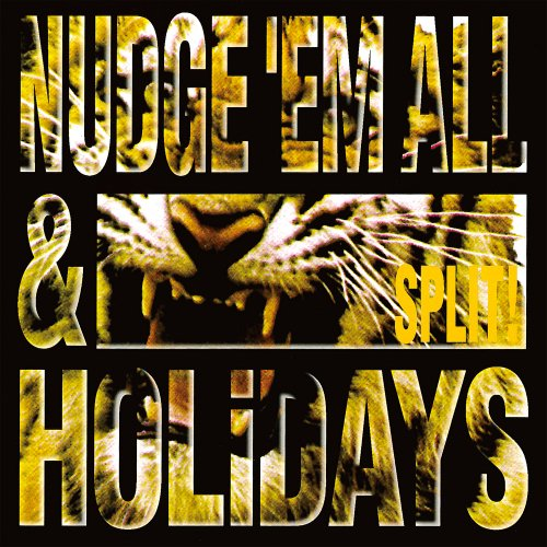 SPLIT/NUDFE'EM ALL&HOLiDAYS(CD)
