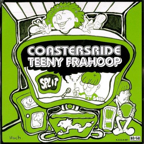 SPLIT/TEENY FRAHOOP&COASTERSRIDE(7inch)
