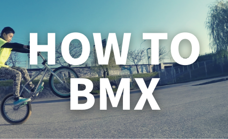 How to BMXトリック