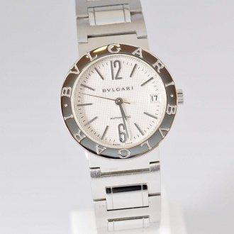 (6208) 【ブルガリ】 ブルガリ ブルガリブルガリ BB33SS オートマチック 自動巻き メンズ レディース [時計(メンズ)]