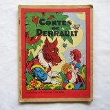 ペローの童話絵本Contes de Perrault