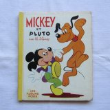 Mickey et PlutoミッキーとプルートWalt Disney