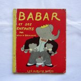 BABAR ET SES ENFANTS象のババールと子供達<img class='new_mark_img2' src='//img.shop-pro.jp/img/new/icons13.gif' style='border:none;display:inline;margin:0px;padding:0px;width:auto;' />