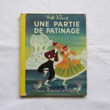 UNE PARTIE DE PATINAGE Walt Disney<img class='new_mark_img2' src='//img.shop-pro.jp/img/new/icons13.gif' style='border:none;display:inline;margin:0px;padding:0px;width:auto;' />