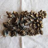 装飾パーツ真鍮製マーガレット薔薇