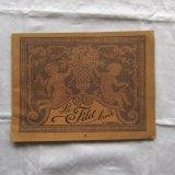 アンティーク/フィレレース図案集le filet brode天使モチーフ1925年