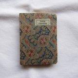 アンティーク小さな古書ファブリック本ドール