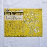 刺繍図案TOUTE LA BRODERIE No92/1961年