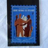 Villemot Journee nationale des vieillards1966年