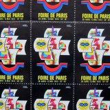 FORE DE PARIS1973年25枚シート