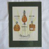 ラリック香水瓶広告
