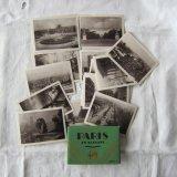 Parisの古い写真20枚セット1