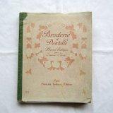 刺繍レース教本Broderie et Dentelle