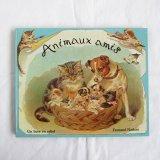 Animaux amis仕掛け絵本1980年