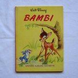 バンビ1969年Walt Disney大判絵本