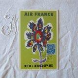 Morvan Air France1964