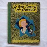 絵本 Le petit canard de Francois