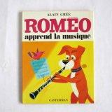 ROMEO apprend la musique