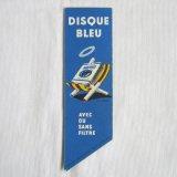 Disque Bleu& Rallye/Villemotページマーカー