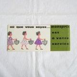 MONOPRIX広告カード
