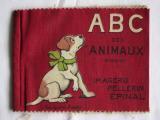 布絵本ABC DES ANIMAUX