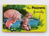 the Piggywig familyブタの家族と少年のお話