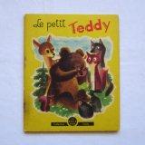Le petit Teddy小熊の絵本
