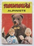 nounours ALPINISTE