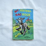 布絵本MY ANIMAL RAC BOOK