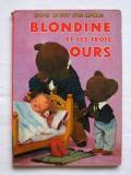 人形絵本3匹のクマ