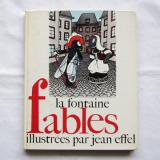 la fontaine fables絵本