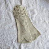 アンティーク/エルメスの革手袋/未使用