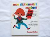 mon dictionnaire magique gadget