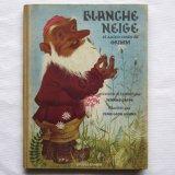 Blanche Neige グリム童話