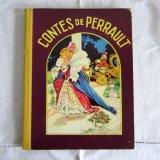 Contes de Perraultペローの童話絵本