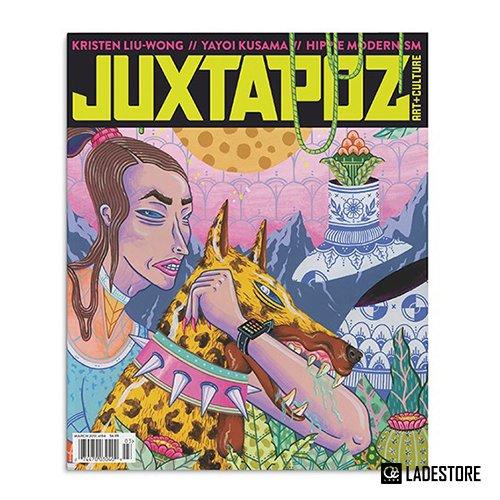 ■ Juxtapoz Magazine ■ MARCH 2017 #194