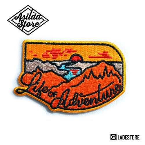 ■ Asilda Store ■ Life Of Adventure Patch