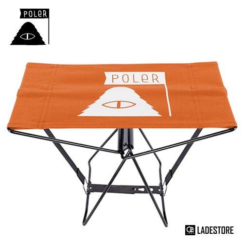 ■POLeR OUTDOOR STUFF■ Cyclops Folding Chair / Burnt Orange