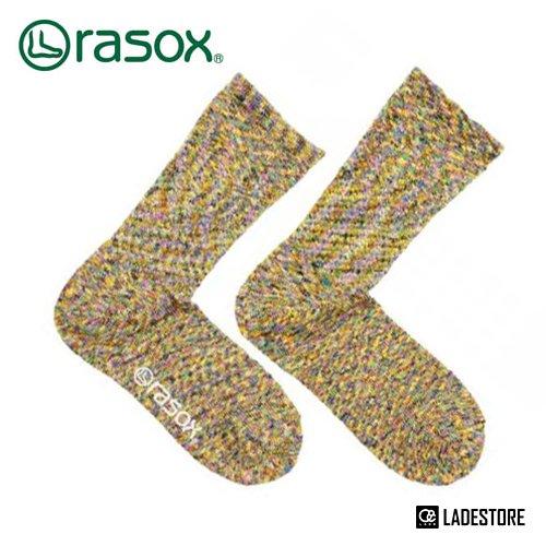 ■rasox■ Splash-Cotton / Yellow Mix